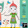 Collages for infants Design by Debora Figueiredo Djeco