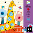 Collages for infants Design by Christine Destours Djeco