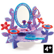 Aurelia's Dressing Table Wooden Toy for pretend play Djeco