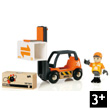Forklift Vehicle for BRIO System BRIO