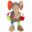 Sweety Elephant Plush Comforter Sigikid