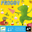 Froggy Game of memory and strategy Djeco