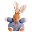 Small Chubby Rabbit Blue - Kaloo Winter Follies Kaloo