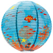 Ocean Light Paper Lantern Little Big Room by Djeco