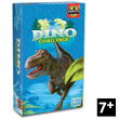 Dino Challenge Blue Game of 36 cards Bioviva