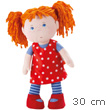 Soft doll Little Scamp Milène Mette 30 cm Haba