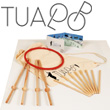 Tualoop Set for 2 players - Outdoor fun for the whole family TicToys
