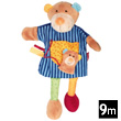 Activity Handpuppet Play-Q Bear Sigikid