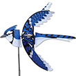 Blue Jay Bird Spinner Large Size 88 x 81 cm