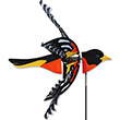 Northern Oriole Bird Garden Spinner Premier Kites & Designs
