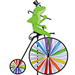 High Wheel Bicycle Frog Spinner Premier Kites