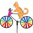 Kitty Bicycle Garden Spinner Premier Kites