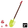 Natur' Large Spade Garden tools for kids Janod