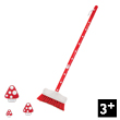 Cocci Large Broom Pretend-play Toys Janod