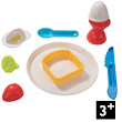 SunBistro Big Sand Breakfast Creative Sand Toys