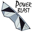 Revolution Power Series POWER BLAST Revolution Kites