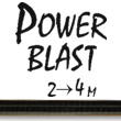 Rev Power Blast 2-4 Spar Revolution Kites