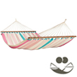 Colada Double Hammock with spreader bars Lychee
