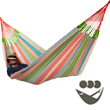 Weatherproof Family Hammock Domingo Coral La Siesta Hammocks