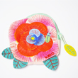 Purse Flower paradise Djeco