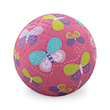 Pink Butterflies Small Playground Ball Ø13 cm Crocodile Creek