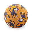 Monkeys Small Playground Ball Ø13 cm Crocodile Creek