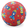 Rockets Playground Ball Ø18 cm Crocodile Creek