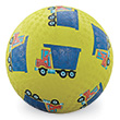 Dump Trucks Playground Ball Ø18 cm Crocodile Creek