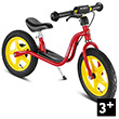 Kids learner bike LR 1L Br with brake - Red Puky