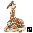 Lying Giraffe Calf Papo