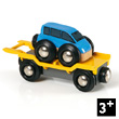 Car Transporter Wagon BRIO