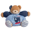 Large Chubby Bear Kaloo Team - Kaloo Blue Denim