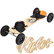 Kheo Kicker All-Terrain Board 8inch wheels - ORANGE