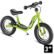 Kids learner bike LR XL with brake - Kiwi Green Puky