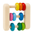 Rattle Wooden Abacus Selecta