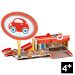 Garage 3D en carton POP TO PLAY