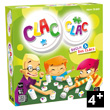 Clac Clac Game of Observation and Speed Gigamic