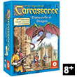 3rd Expansion for game Carcassonne Filosofia