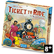 Ticket to ride Legendary India Expansion Days of Wonder