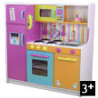 Deluxe Big and Bright Kitchen WITH personalisation OFFERED
