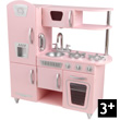 Pink Vintage Kitchen WITH personalisation