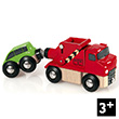 Tow Truck BRIO Vehicle