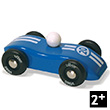 Wooden Model Race Car Le Mans - Blue Vilac