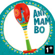 Animambo Maracas - Toy Music instrument