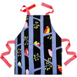 Apron for kids - The Forest Petit Jour