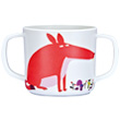 Double-handled cup Fox - The Forest