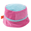 ChapSo Hat - candy pink & turquoise