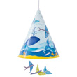 Day and night Whale Lamp L'Oiseau Bateau