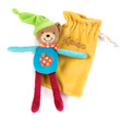 Baby doudou + pocket - Kaloo Colors Kaloo