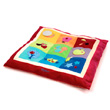 Activity cushion with teething ring - Kaloo Colors Kaloo
